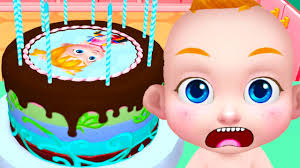 baby learn cooking games baby boss making yummy 3d sweet