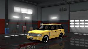 range rover truck range rover 1 28 x ets 2 mods euro truck simulator 2 mods