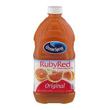 ocean spray ruby red original grapefruit juice 64 0 fl oz