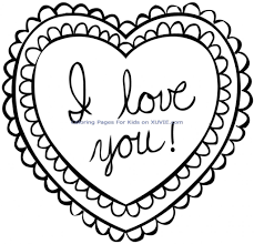 coloring pages kids valentine coloring pages valentine coloring