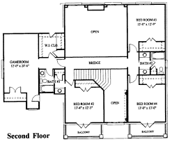 southern style house plan 5 beds 3 50 baths 3359 sq ft plan 325 250