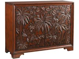 Dining Room Chest Tommy Bahama Home Dining Room Balboa Carved Door Chest 545 973