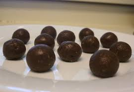 5 minute chocolate balls 4 steps with pictures