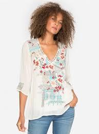 shell blouse freyja blouse