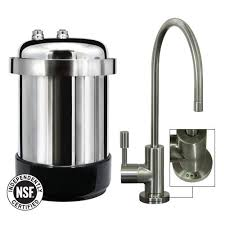 how to install under sink water filter review waterchef u9000 premium under sink water filtration system