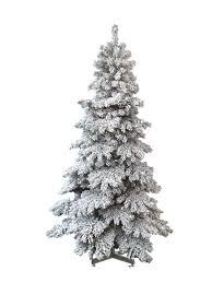 christmas tree with snow spruce snow capped artificial christmas tree