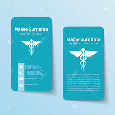 8 medical business cards design trends premium psd vector