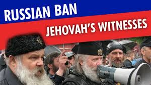 jehovah u0027s witnesses banned in russia youtube