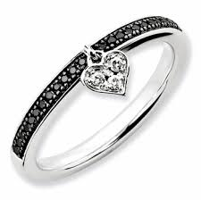 black diamond promise ring promise rings diamond rings selection rings with