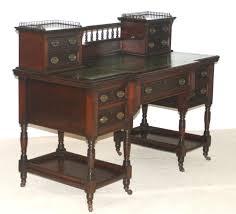 Writing Desk Accessories by Office Design Modern Industrial Desk With Girder Legs Retro