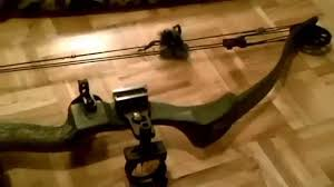 browning compound bow vintage youtube