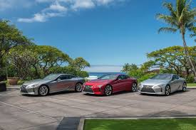 lexus of valencia staff flagship model serves up elite international grand touring coupes