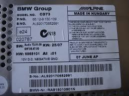bmw car radio stereo audio wiring diagram autoradio connector wire