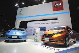 nissan thailand nissan to showcase latest innovations at thailand industry expo