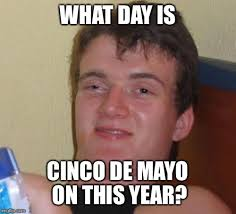 Different Meme - isn t it on a different day every year imgflip