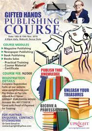 gifted hands publishing course by deji david olanrewaju