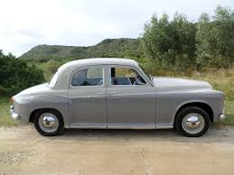 1959 rover p4 60 2 litre saloon sold