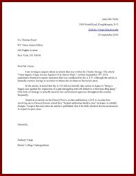 press kit cover letter example
