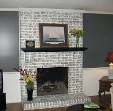 painting over brick fireplace u2013 thesrch info