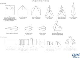 how to make an origami turkey 29 best origami napkins images on
