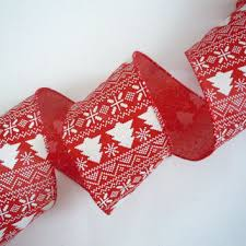 christmas ribbons and bows wired christmas ribbon decorations gold from all ribbons and