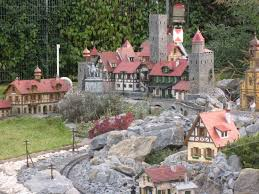 one of the largest g scale trains in germany garden railroad