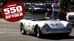 porsche spyder 1965 porsche 550 spyder rs mille miglia 2014 jacky ickx engine