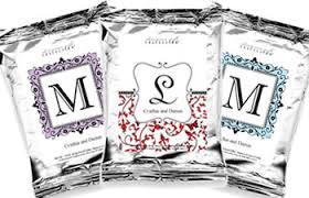 monogram wedding gifts personalized monogram coffee wedding favors single letter 9