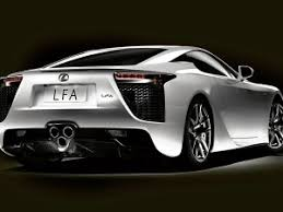 lexus sports car lfa price the sports car can t buy inquirer business