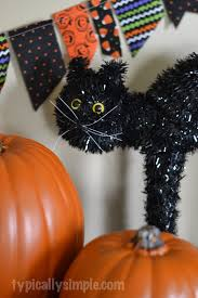 simple halloween decor typically simple