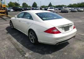 2010 mercedes cls 550 export salvage 2010 mercedes cls550 base white on beige
