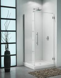 frameless glass shower and tub enclosures