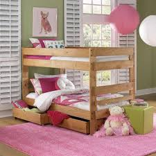 Simply Bunk Beds Pine Twin Ladder Bunk Bed Wayside Furniture - Simply bunk beds