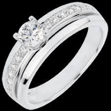 bagues de fian ailles bagues de fiançailles diamant edenly