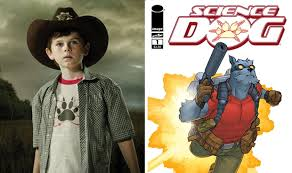 Carl Grimes Halloween Costume 11 Nerdy Details References Tv Show Costumes Den Geek
