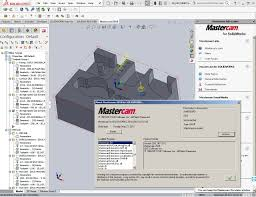 mastercam 2018 version 20 0 14713 10 for solidworks 2010 2017