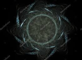 artistic ornamental background line graphics as hexagon shape