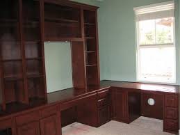 Built In Home Office Designs Custom Home Office Cabinets Cabinet Wholesalers