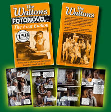 the thanksgiving story the waltons the waltons merchandising fotonovel