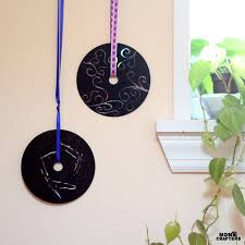Upcycling Crafts For Adults - 15 things to do with cds and dvds moms and crafters