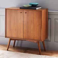 mid century modern kitchen storage cabinet mid century cabinet