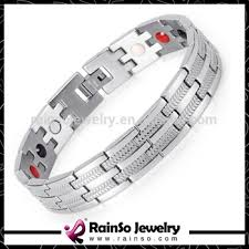 blood bracelet images Hot sale blood pressure control bracelet titanium bracelet buy jpg
