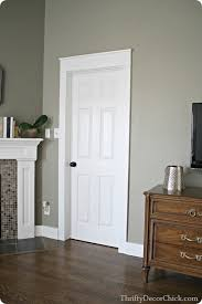 How To Install Interior Door Casing Here Is An Example Of A Simple But Very Nice Looking Header