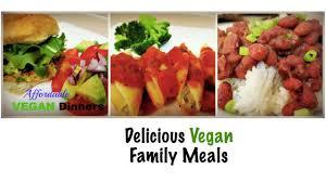 3 simple u0026 affordable vegan dinner recipes vegan meal planning