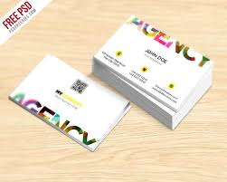 card personal card template