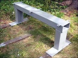 Workout Bench Plans Tsampa Org Under The Bar
