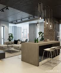 home design kitchen living room 110 best lofts images on pinterest architect design home design