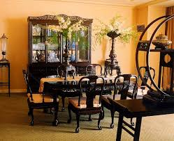 Dining Room Table Styles Asian Dining Table Asian Dining Room Ideas With Japanese Style