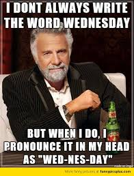 Wednesday Meme - wednesday meme funny pictures