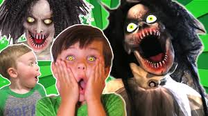 facebook spirit halloween twitching banshee attacks davidstv spirit halloween animatronics